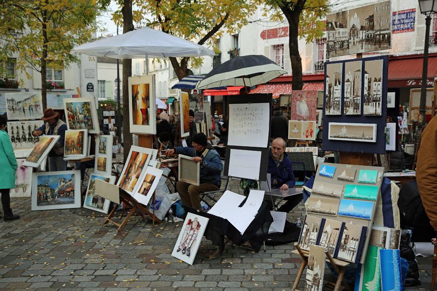 Flomarkt Foto: (c) Bernhard Richter