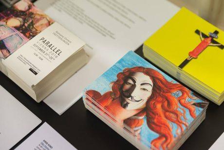 Parallel Vienna, Fotowerk Wien, Arge Kunst, Kris Kind, Romana Dorant, Kamikatse, (c) Robert Rutöd