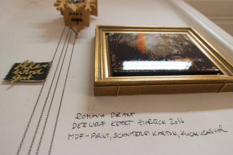 Parallel Vienna, Fotowerk Wien, Alles wird gut, mit Romana Dorant